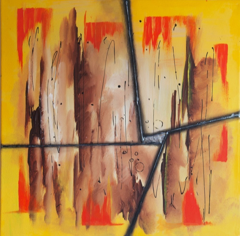 ABS004 Abstract acrylic from Paul Humphrey Art