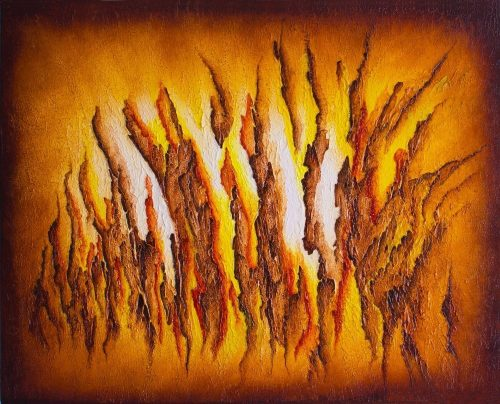 ABS043 Abstract acrylic from Paul Humphrey Art
