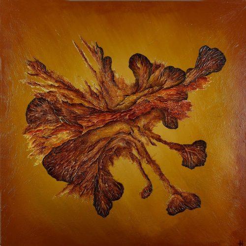 ABS048 Abstract acrylic from Paul Humphrey Art