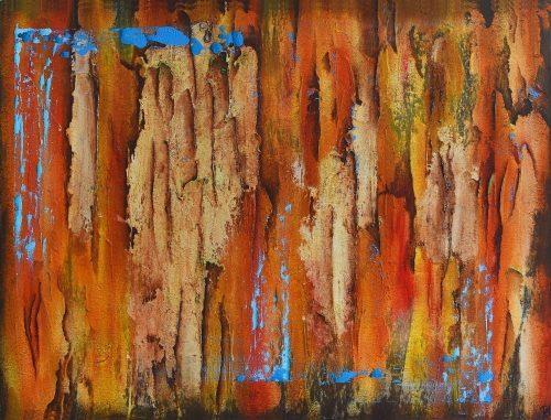 ABS053 Abstract acrylic from Paul Humphrey Art