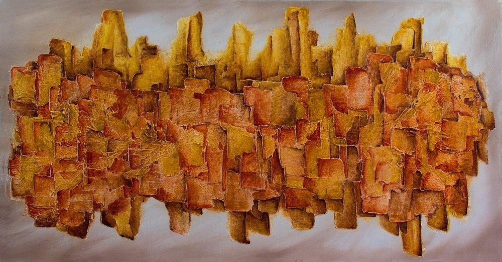 ABS057 Abstract acrylic from Paul Humphrey Art