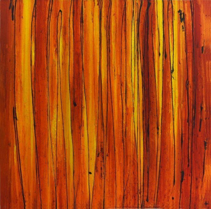 ABS058 Abstract acrylic from Paul Humphrey Art